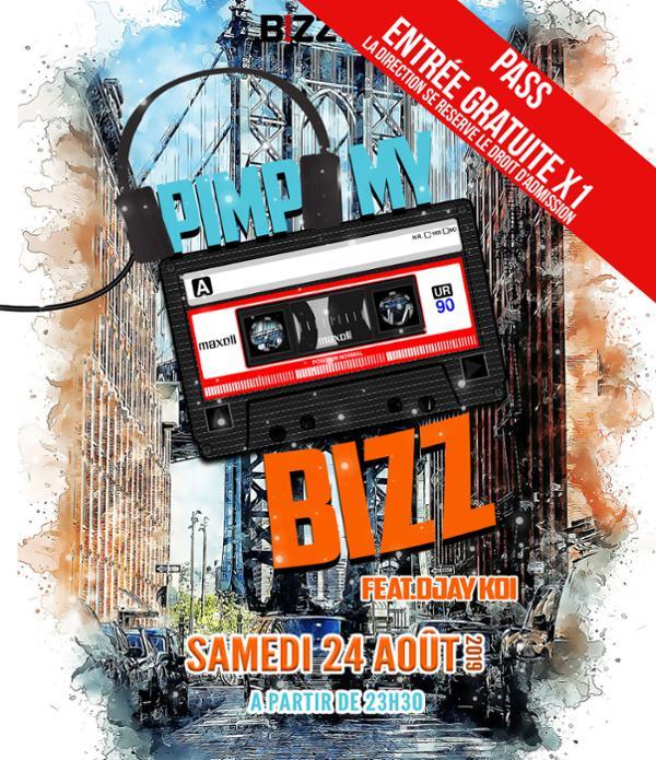 Pimp My Bizz ft. Djay Koi