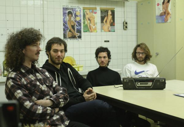 Unschooling / Moïse Turizer / Blondine à L'Inter