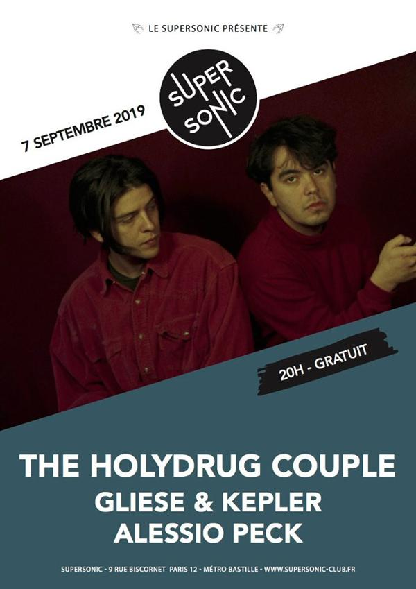The Holydrug Couple • Gliese & Kepler • Alessio Peck / Supersonic