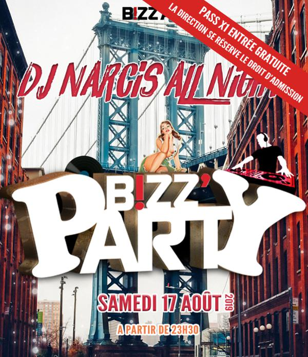 Bizzz Party ft. DJ Narcis