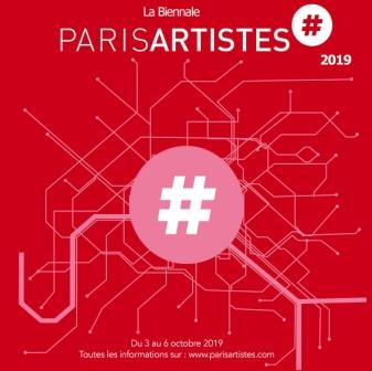 BIENNALE PARIS ARTISTES# 2019