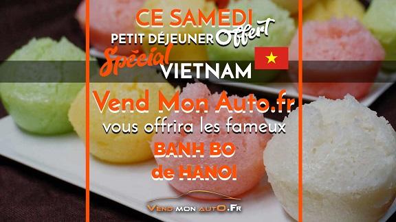 Samedi 07 Septembre -Spécial Vietnam