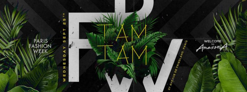 Wednesday, September 25 x TAM TAM x Welcome to Rio