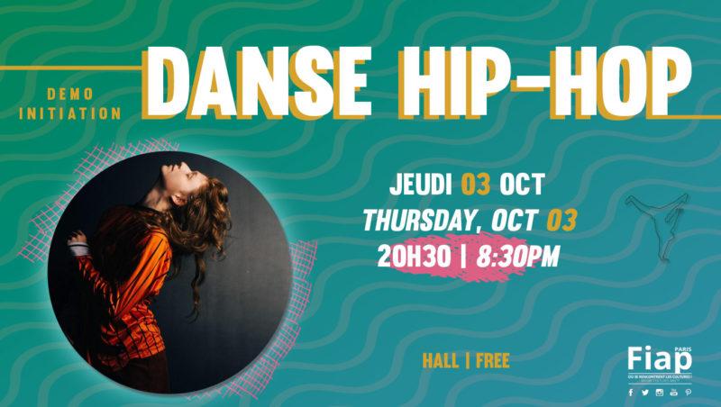 Démo & Initiation / Danse Hip-hop
