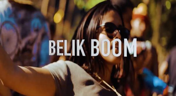 Freaky Beats présente : Belik Boom à LaPlage !