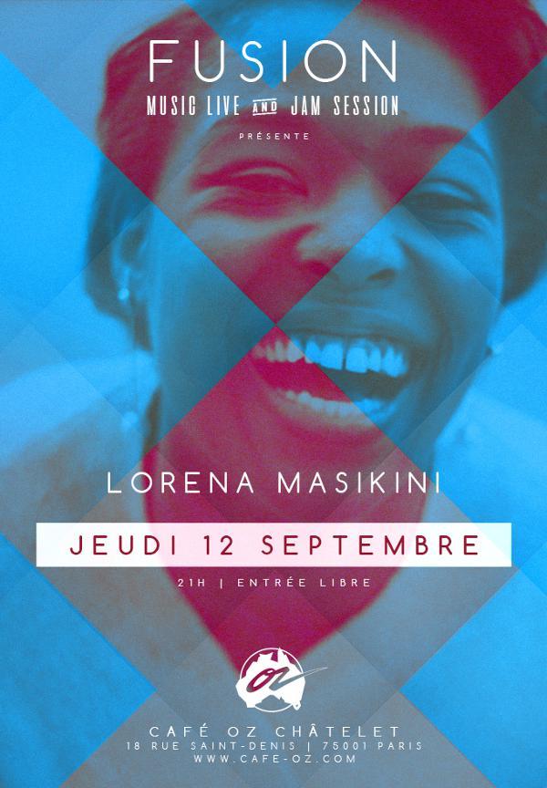 Fusion // Lorena Maskini