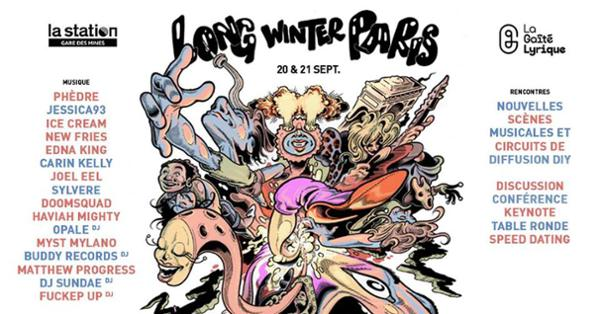 Long Winter Paris J2