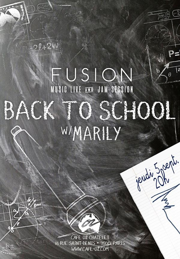 Fusion Back to School // Marily
