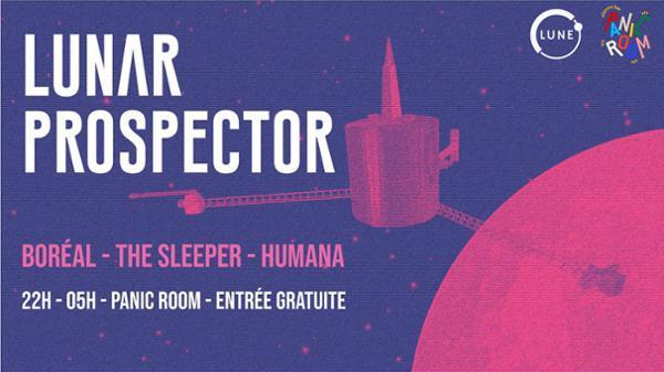 Lunar Prospector / Panic Room