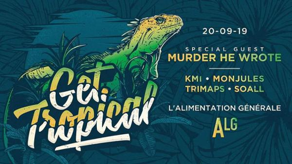 Get Tropical w/ Murder He Wrote