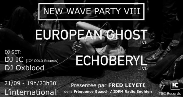 NEW WAVE PARTY VIII