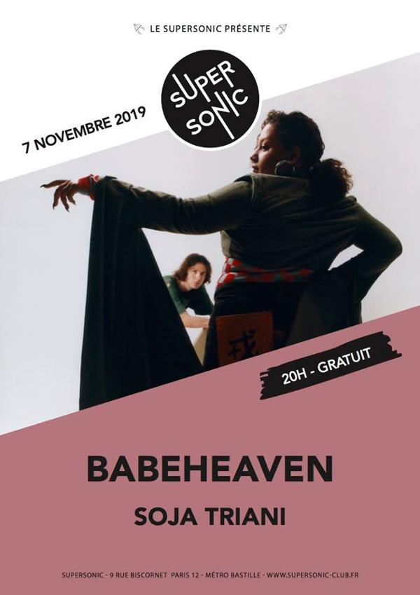 Babeheaven • Soja Triani / Supersonic - Free Entry