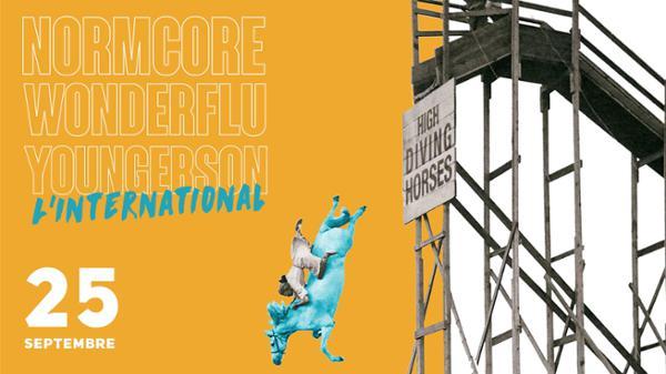 Normcore / WonderFlu et YoungerSON à L'Inter