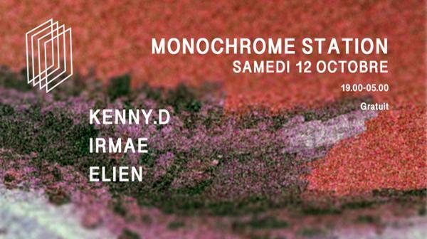 Monochrome x Panic Room - Station