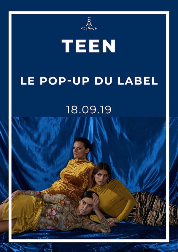TEEN // 18.09.19 // POOPUP!