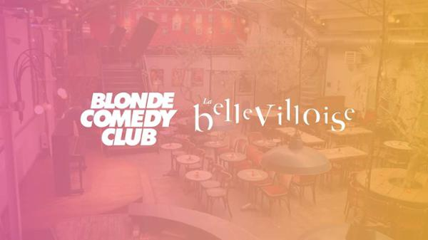 CAFE-STAND UP : BLONDE COMEDY CLUB