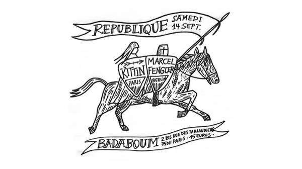 République : Kittin & Marcel Fengler