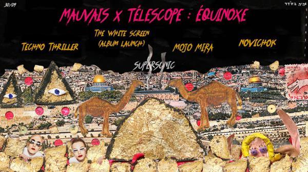 MauvaisMag x Télescope : Équinoxe