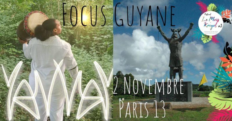 Focus Guyane : documentaire & concert   LMK#3
