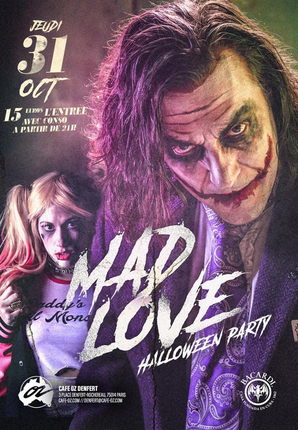 Halloween // Mad Love