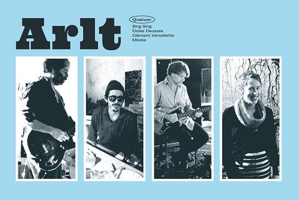Arlt Release party + Powerdove à Petit Bain
