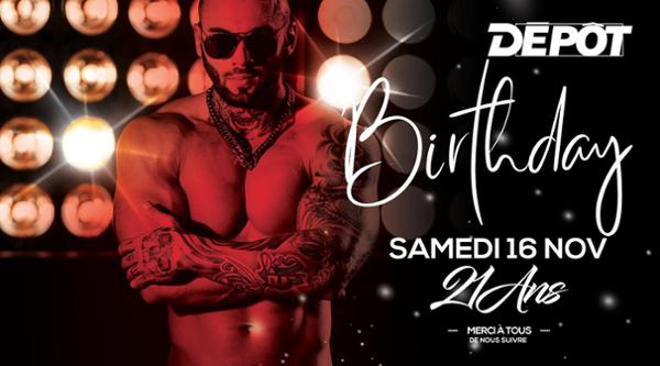 DEPOT birthday - 21 ans !