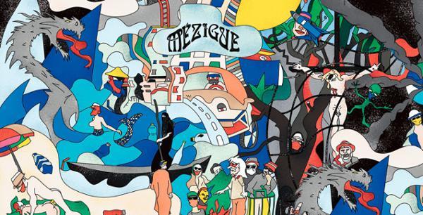 Mézigue (live) à la Gaîté Lyrique