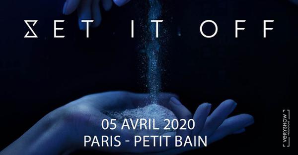 Set It Off • Paris