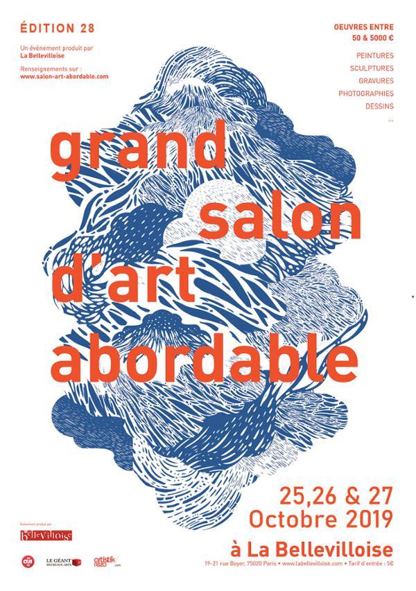 GRAND SALON D'ART ABORDABLE #28