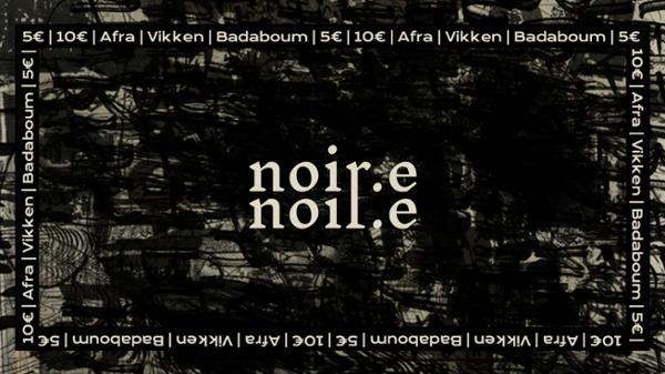 NOIR.E // Episode III - Afra • Vikken