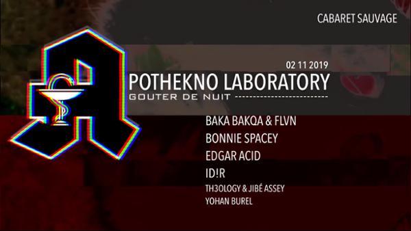 Gouter de Nuit - Apothekno laboratory