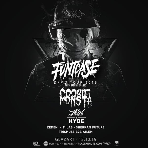 DROP IN BASS presents FuntCase - DPMO TOUR 2019