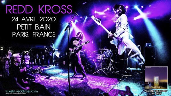 REDD KROSS (Melvins) + GUEST ● PARIS ● 24/04/2020