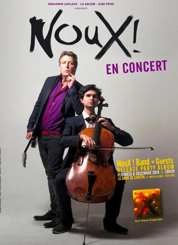 NouX! Band + Guests