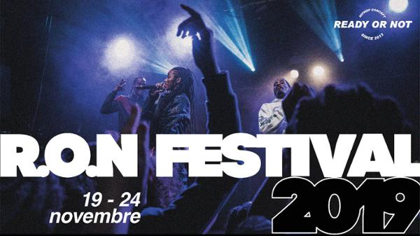 READY OR NOT FESTIVAL 2019