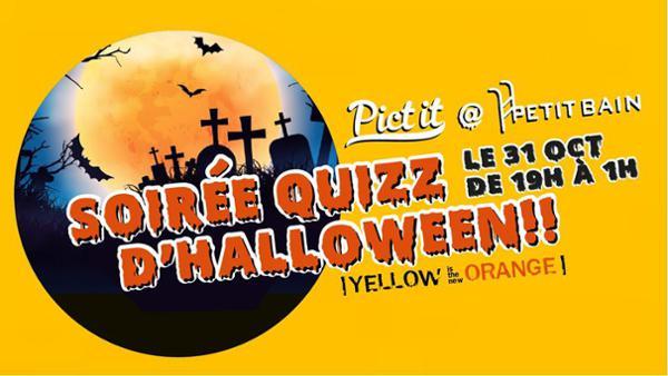 Pict it fête Halloween à Petit Bain