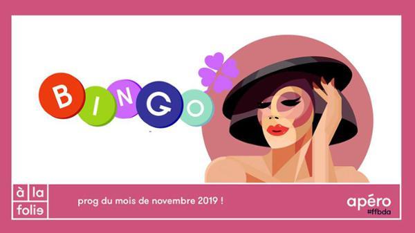 Bingo Drag Apéro + DJ set (Tony Regazzoni)