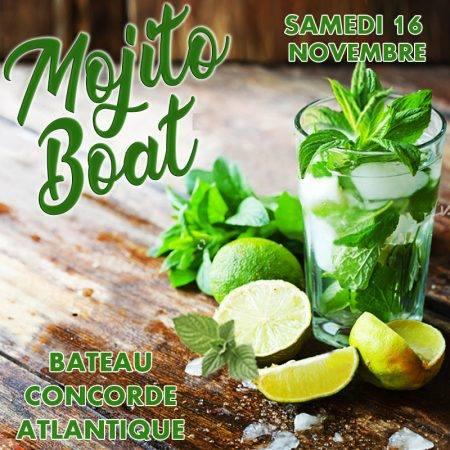 Mojito Boat party (latino and MORE)