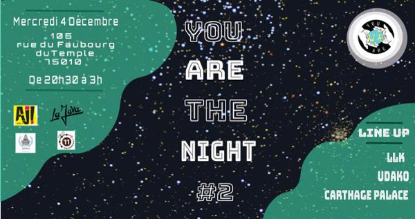 You Are The Night #2
