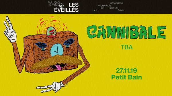 Les éveillés : Cannibale au Petit Bain