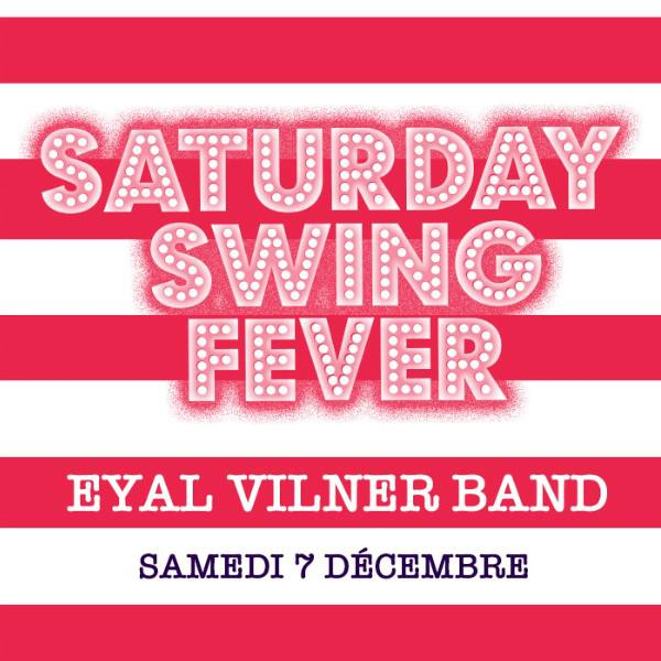 SWINGIN PARIS WINTER EDITION : SATURDAY SWING FEVER
