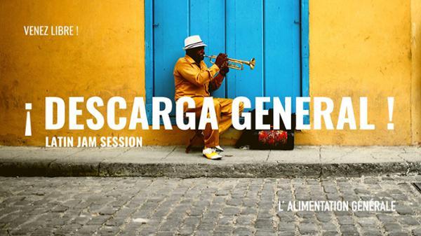 ¡ Descarga General ! - Latin Jam Session