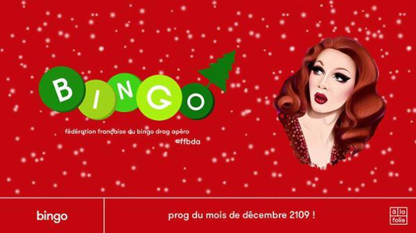 Bingo Drag Apéro + DJ set
