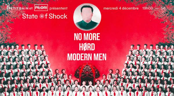 S.O.S : No More, Hørd, Modern Men