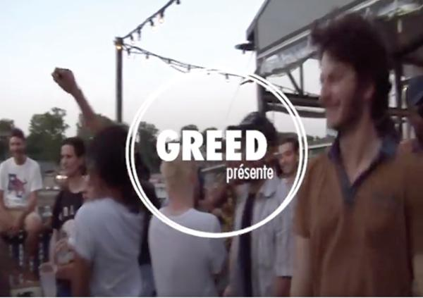GREED présente #3 // Tetris Syzif x DJ SOAP