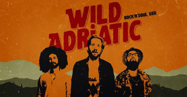 Wild Adriatic • Eric Blakely Band + guest au Supersonic