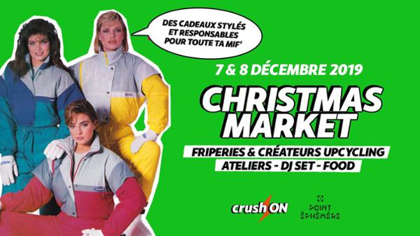CRUSH'ON CHRISTMAS MARKET