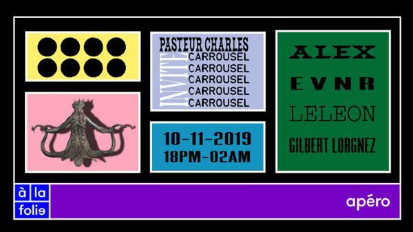 Pasteur Charles invite Carrousel