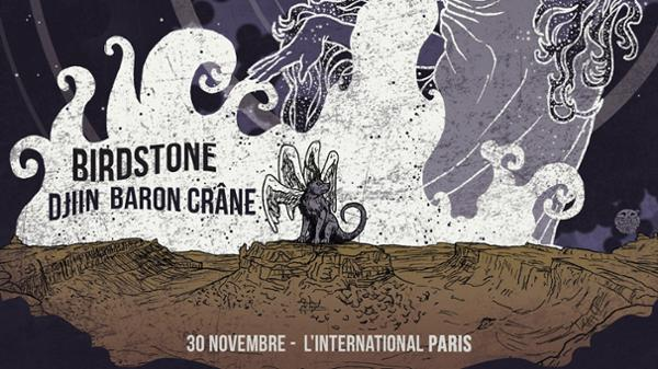 Birdstone + Djiin + Baron Crâne