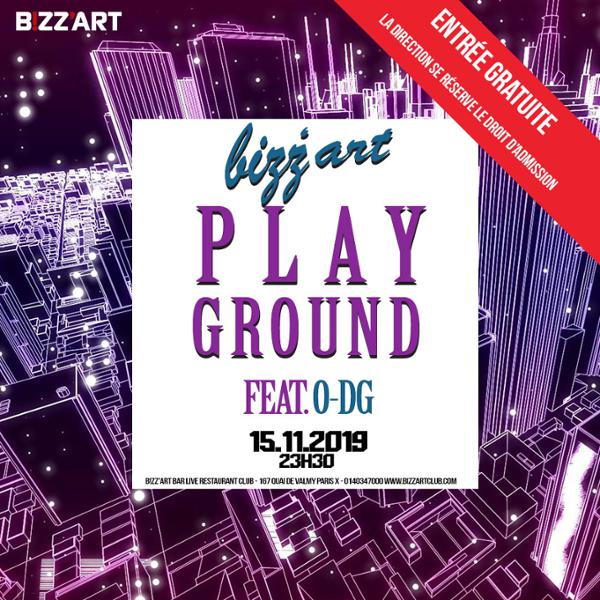 Biizz'Art Playground ft. O-DG